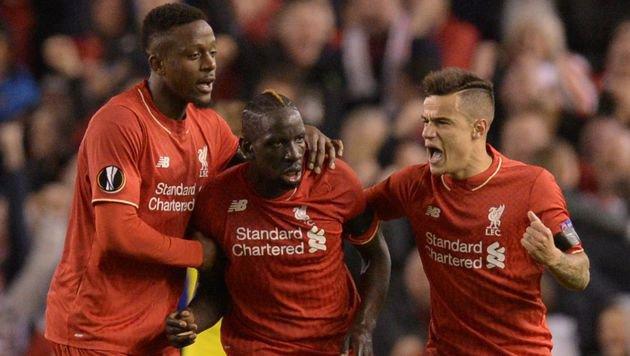 Irre! Liverpool dreht episches Duell mit Dortmund (Bild: APA/AFP/OLI SCARFF)