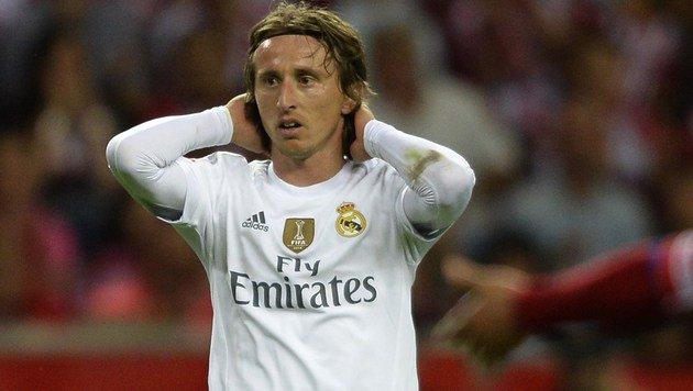 Real Madrid darf bis 2018 keine Spieler holen! (Bild: AFP)