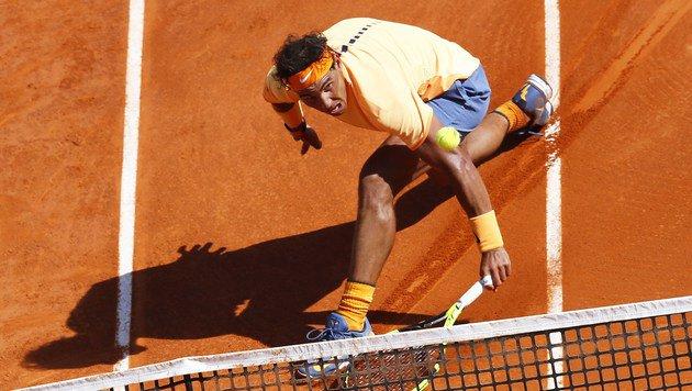 """Thiem unterliegt Nadal nach """"Sand-Schlacht""""! (Bild: AFP)"""