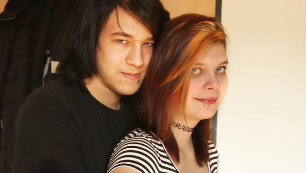 Edith (18) und Maurice (20) (Bild: ATV)