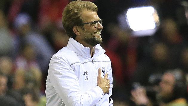 Kult-Coach Klopp lästert über die spanische Liga (Bild: AP)