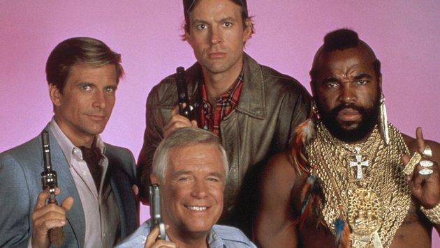"""""""Das A-Team"""" (Bild: NBC)"""