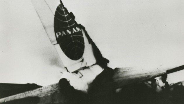 """Im Zuge einer weiteren Flugzeugentführung wurde eine Maschine in Kairo in Brand gesteckt. (Bild: """"Krone"""")"""