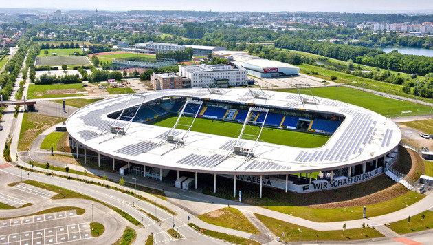 Austria-Salzburg-Spiel gegen LASK in St. Pölten (Bild: GEPA)