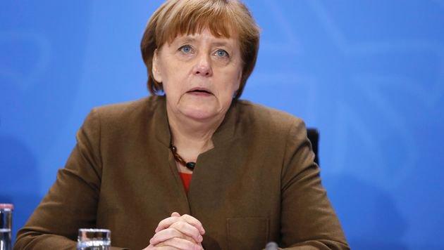 Fall Böhmermann: Heftige Kritik an Angela Merkel (Bild: APA/AFP/ODD ANDERSEN)