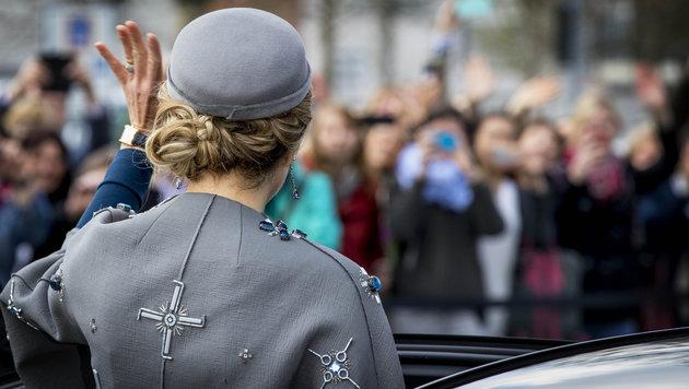Königin Maxima beim Besuch in Erlangen und Nürnberg (Bild: Viennareport)