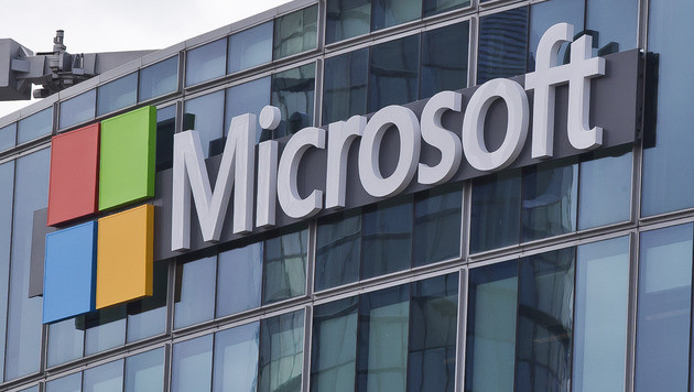 Milliardengewinn erfreut Microsoft-Anleger (Bild: AP)