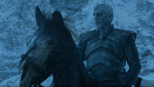 """Die Toten kommen in """"Game of Thrones"""". (Bild: HBO)"""