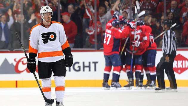 Österreicher-Teams mit Fehlstarts im NHL-Play-off (Bild: APA/AFP/GETTY IMAGES/Patrick Smith)