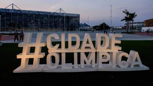 Olympia: Brasilien im Visier von Islamisten (Bild: AFP)