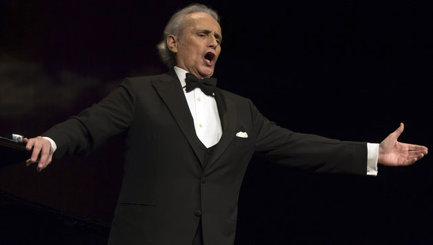 Star-Tenor Jose Carreras feiert 70. Geburtstag (Bild: Werner Kerschbaummayr/APA/picturedesk.com)
