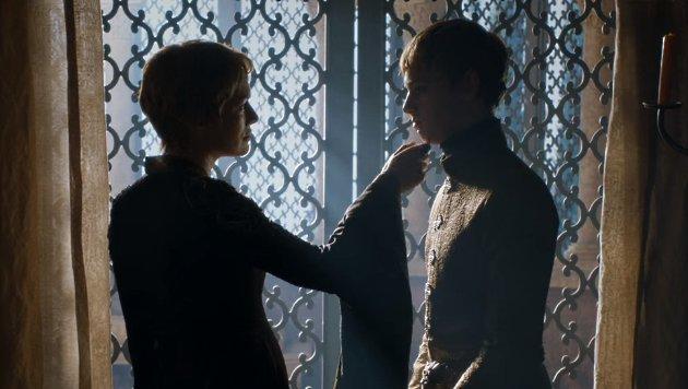 Cersei kämpft für Sohn Tommen (Bild: HBO)