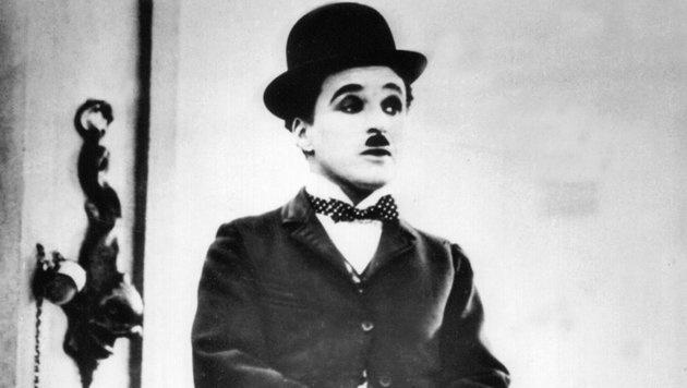 Charlie Chaplin (Bild: APA/dpa/UPI)