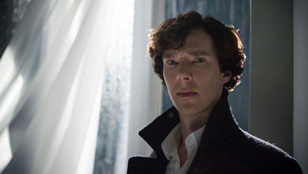 Sherlock Holmes (Bild: BBC One)