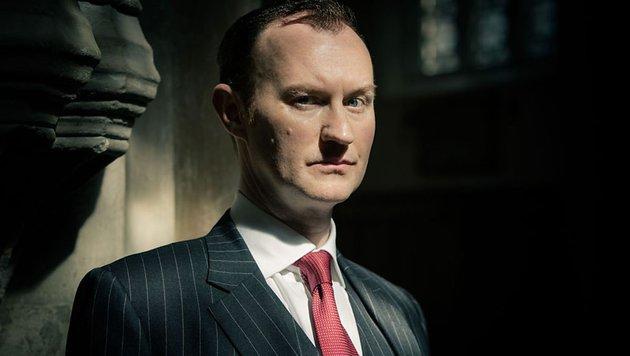 Mycroft Holmes (Bild: BBC One)