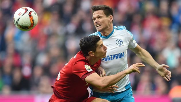 Alaba und Bayern jagen dem Meistertitel entgegen! (Bild: AFP or licensors)