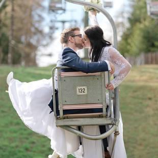 Anna Fenninger hat geheiratet - Geheim-Hochzeit (Bild: facebook.com/Anna Fenninger)
