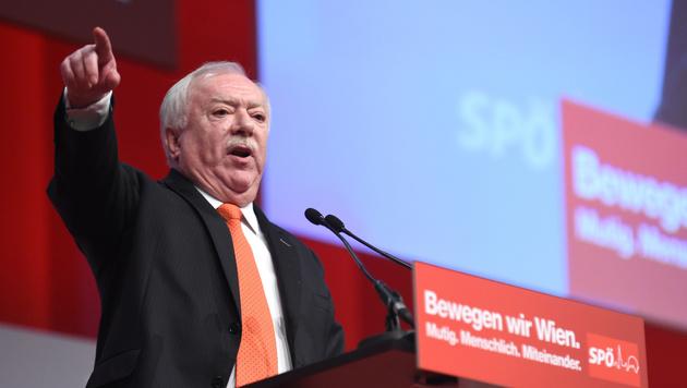 Michael Häupl (Bild: APA/HERBERT P. OCZERET)
