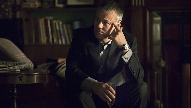 Greg Lestrade (Bild: BBC One)