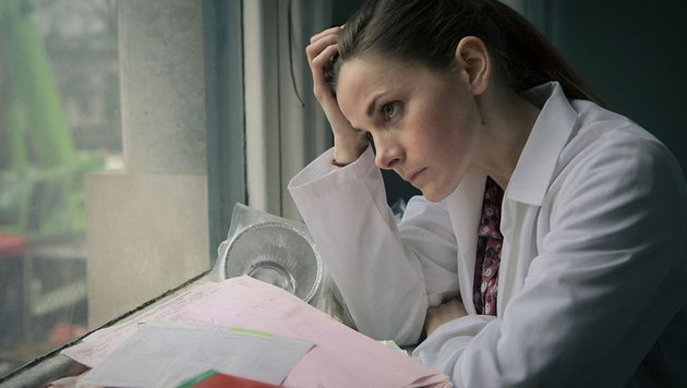 Molly Hooper (Bild: BBC One)