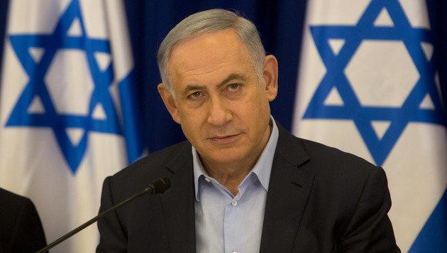 """""""Israel wird nie von den Golanhöhen abziehen"""" (Bild: Associated Press)"""