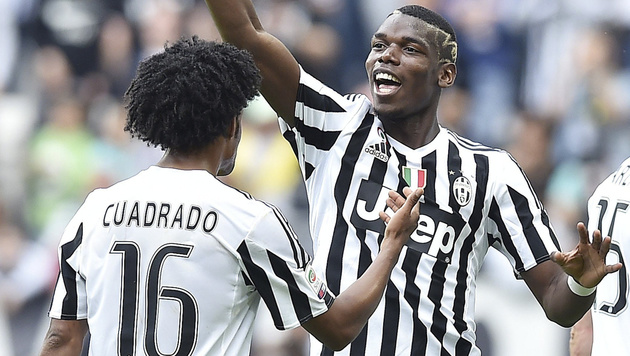 Juventus eilt mit großen Schritten Richtung Titel (Bild: AP)