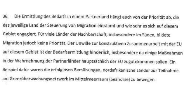"""""""Unwille zur konstruktiven Zusammenarbeit mit der EU"""" (Bild: """"Krone"""")"""