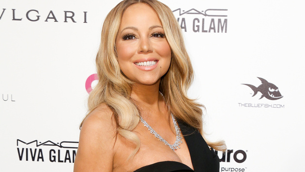 Mariah Carey (Bild: Rich Fury/Invision/AP)