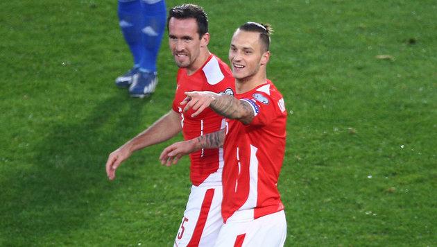 Arnautovic kann Fuchs Weg zum Titel ebnen (Bild: GEPA)