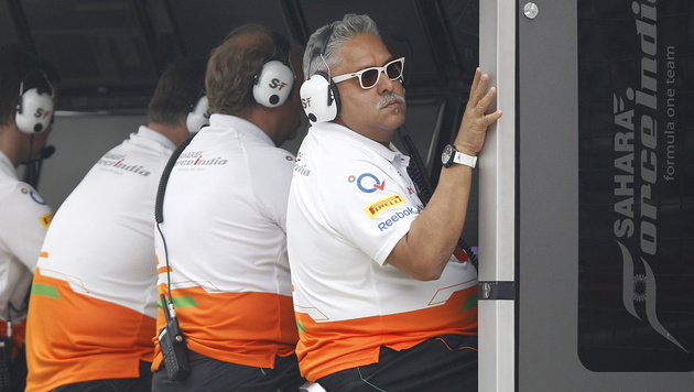 Haftbefehl gegen Force-India-Teamchef ausgestellt (Bild: AP)