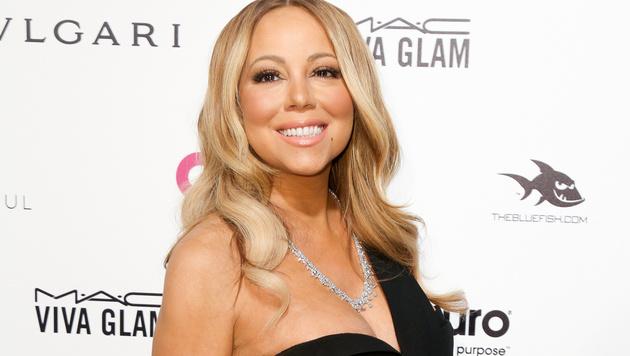 Mariah Carey (Bild: Rich Fury/Invision/AP)