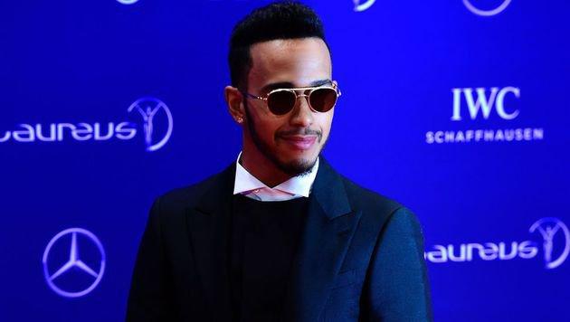 Lewis Hamilton (Bild: APA/AFP/TOBIAS SCHWARZ)