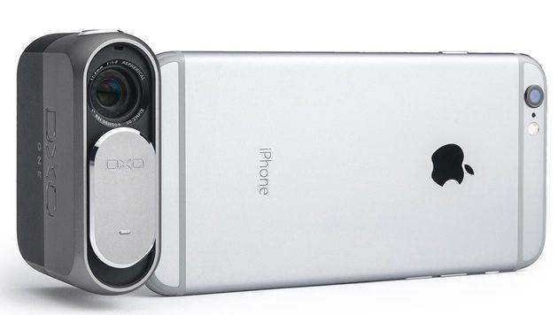 Bestes Smartphone-Zubehör: DxO One. Preis: ab rund 490 Euro. (Bild: DxO)