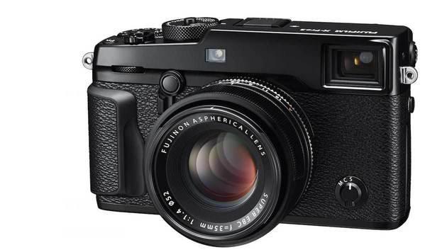 Beste Experten-Systemkamera: Fujifilm X-Pro2. Preis: ab rund 1800 Euro (nur Gehäuse). (Bild: Fujifilm)
