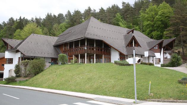 Das Hotelresort der Familie Marolt am Klopeiner See im Kärntner Sankt Kanzian (Bild: Uta Rojsek-Wiedergut)