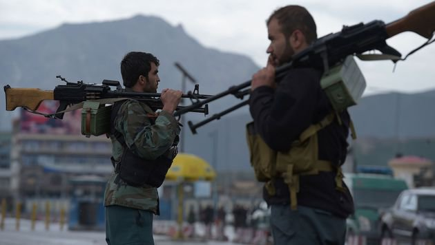 Kabul: Schwere Explosion fordert zahlreiche Tote (Bild: AFP)