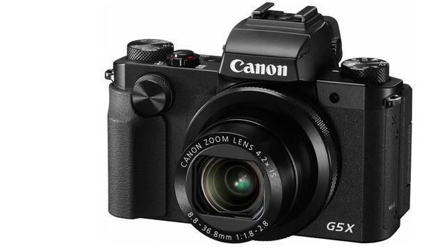 Beste Experten-Kompaktkamera: Canon PowerShot G5 X. Preis: ab rund 665 Euro. (Bild: Canon)