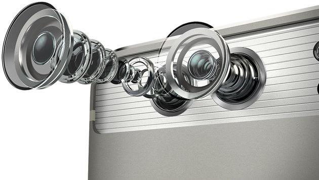 Huawei P9 mit Leica-Doppelkamera im Praxistest (Bild: Huawei)