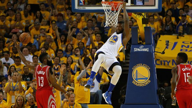 Golden State stellt ohne Curry im Play-off auf 2:0 (Bild: 2016 Getty Images)