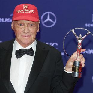 "Niki Lauda verliert Laureus-Award: ""Er ist futsch"" (Bild: APA/dpa/J�rg Carstensen)"