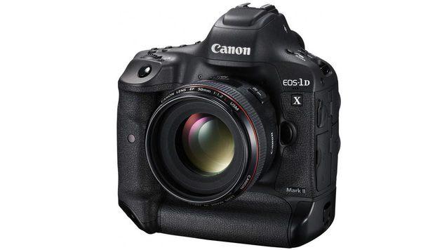 Beste Profi-Spiegelreflex Foto/Video: Canon EOS-1D X Mark II. Preis: ab ca. 6300 Euro (nur Gehäuse). (Bild: Canon)