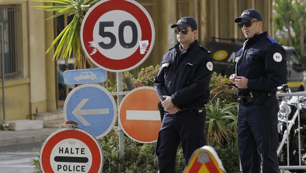 Frankreich schickt in Menton täglich Flüchtlinge zurück nach Italien. (Bild: picturedesk.com)