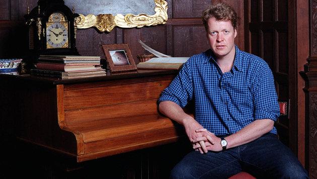 Earl Charles Spencer, der Bruder von Prinzessin Diana (Bild: Viennareport)