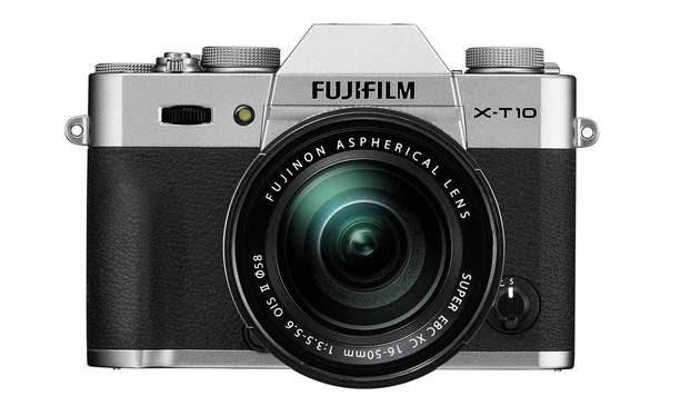 Beste Einsteiger-Systemkamera: Fujifilm X-T10. Preis: ab rund 700 Euro (nur Gehäuse). (Bild: Fujifilm)