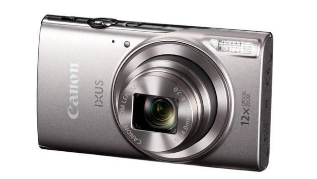 Beste Einsteiger-Kompaktkamera: Canon IXUS 285 HS. Preis: ab rund 190 Euro. (Bild: Canon)
