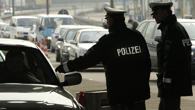 EU beschließt gemeinsamen Grenz- und Küstenschutz (Bild: APA/dpa/Angelika Warmuth)