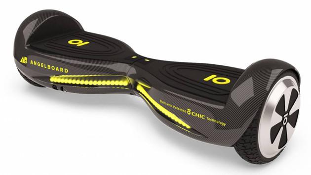 """""""Hoverboard""""-Trend: Halblegal und brandgefährlich (Bild: funshop.at)"""