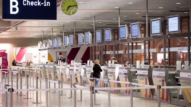 Flughafen Köln-Bonn (Bild: APA/dpa/Marius Becker)