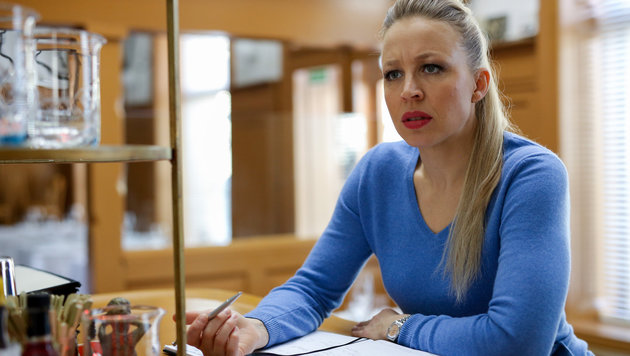 Nina Proll (Nicoletta Huber) (Bild: ORF)