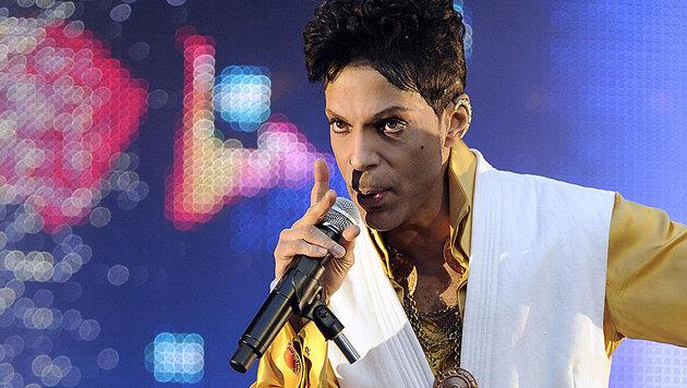 Weltweite Trauer nach Tod von Pop-Ikone Prince (Bild: APA/AFP/Bertrand Guay)